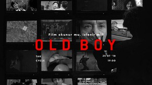 "Film izlenir mi, okunur mu? ""Old Boy"""